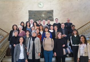 12602Kick-off meeting of the CAPuS project (Turin, Italy)