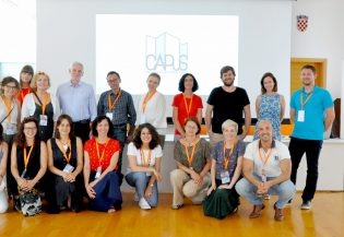 12886SECOND MEETING OF THE CAPuS PROJECT
