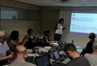 12889Third meeting of the CAPuS project (Milan, Italy)