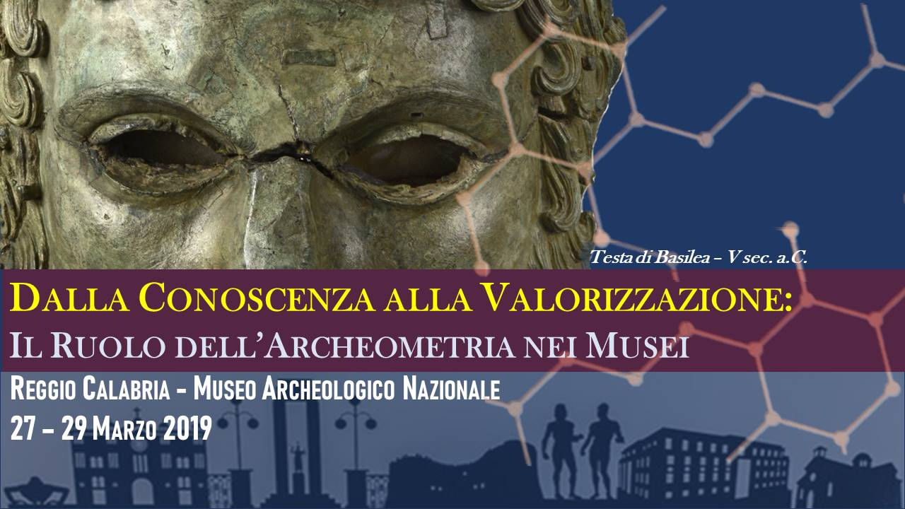 Poster presentation at the National Conference of the Italian Association of Archaeometry