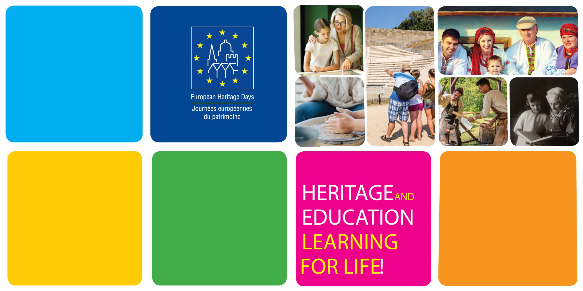 Presentation of CAPuS educational activities at the 2020 European Heritage Days in Croatia