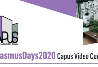13061#ERASMUSDAYS2020- CAPuS VIDEO CONTEST