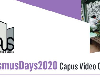 #ERASMUSDAYS2020- CAPuS VIDEO CONTEST